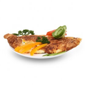 Omelettes fromage 15 g