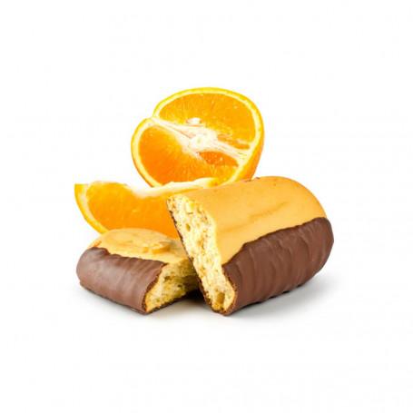 CiaoCarb Protomax ORANCHOC biscuit protéiné à l'unité