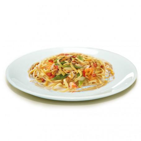 Plat cuisiné Poulet Nouilles hot Thaï 300g MinceurD