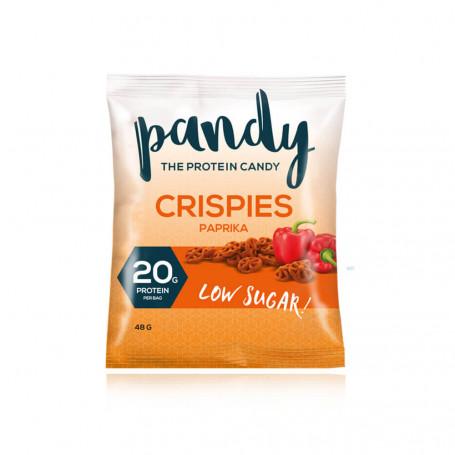 Pandy Crispies Biscuits protéinés apéritif Paprika à l'unité