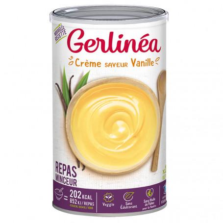 Gerlinéa Crème Repas Minceur saveur Vanille 18 repas