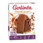 Gerlinéa Barres repas double saveur Chocolat Lait et Caramell