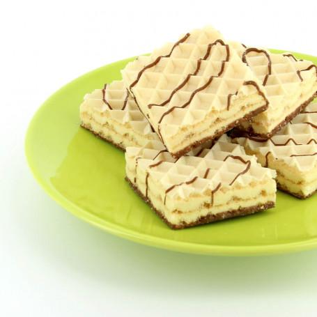 Gaufrettes Protéinées Marshmallow Dietisnack