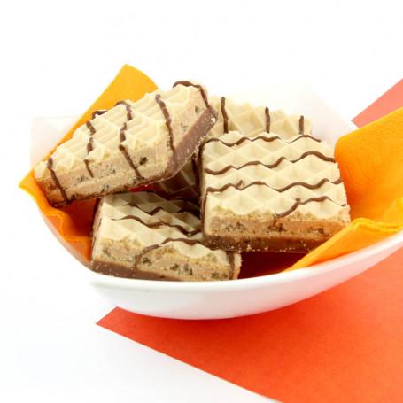 Gaufrettes Protéinées Chocolat Noisette Dietisnack