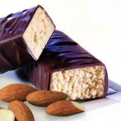 Barres amandes calisson