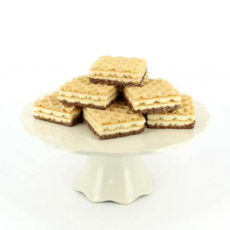 Gaufrettes Protéinées Vanille PHASE 1 Dietisnack
