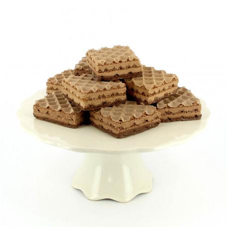 Gaufrettes Protéinées Chocolat PHASE 1 Dietisnack