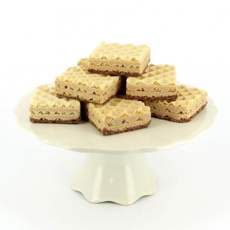 Gaufrettes Protéinées MOCHA PHASE 1 Dietisnack