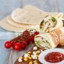 Pizza-Wrap energus 10 protéiné