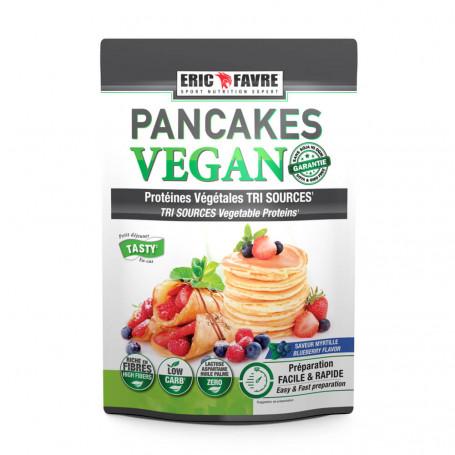 Pancake Vegan Myrtille Eric Favre Sachet 750g