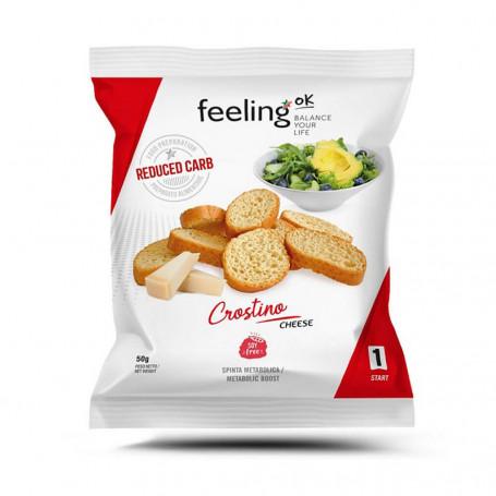 Croûtons protéinés Fromage FeelingOk