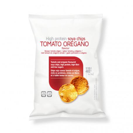 Chips protéinées Tomate Origan sachet 30g MinceurD