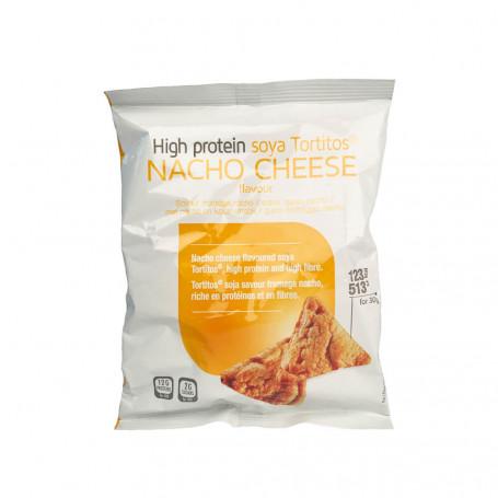 Chips protéinées type Nachos fromage sachet 30g MinceurD
