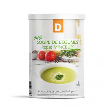 Ma Soupe de légumes Substitut de Repas MinceurD