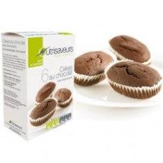 Cakes au chocolat protéinés Nutrisaveurs