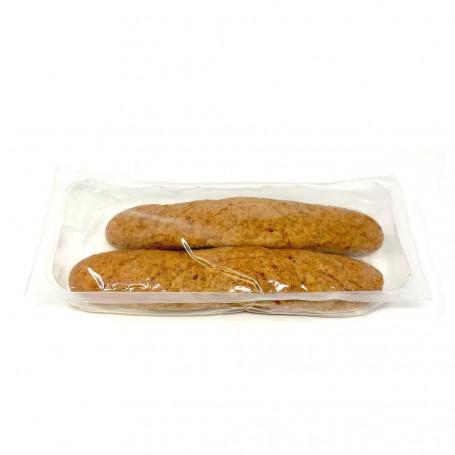 Mini-baguettes protéinées 2 X 110g Energus 10