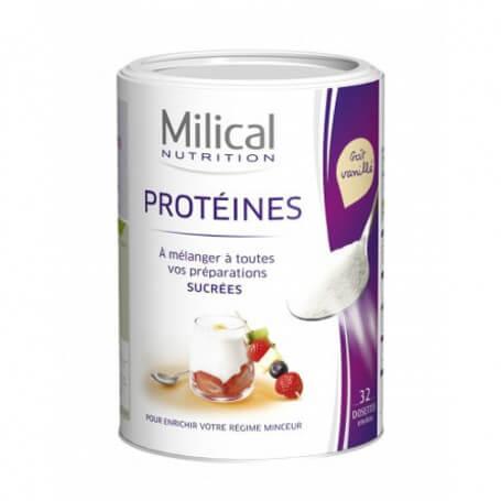 Pur protéine vanille MILICAL