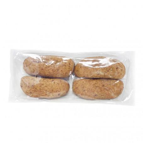 Petits pains protéinés 4 X 50g Energus 10