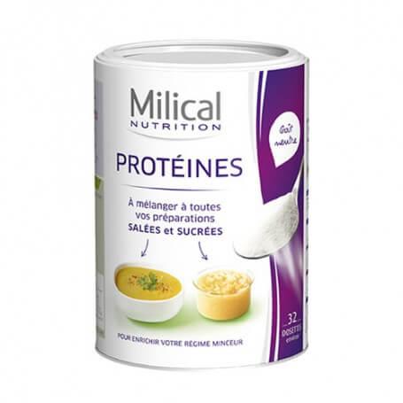 Pur protéine neutre Milical