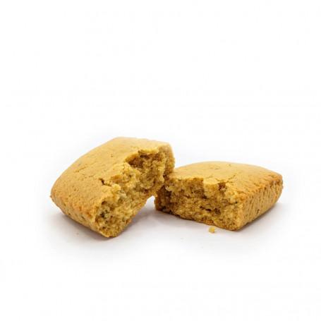 Biscuit protéiné Moelleux saveur Chèvre Romarin Boîte de 5 Biscuits MinceurD