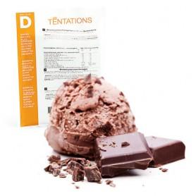 Glace chocolat
