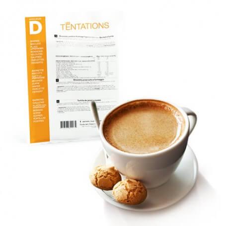 Boisson cappuccino Amaretto