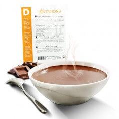 Boisson protéinée Chocolat chaud gourmand MinceurD
