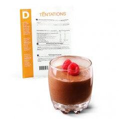 Entremets hyperprotéiné Cacao MinceurD