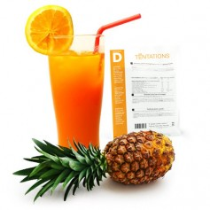 Boisson Ananas Orange