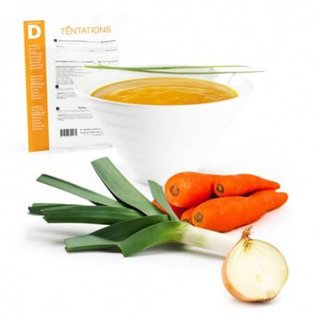 Velouté 3 légumes