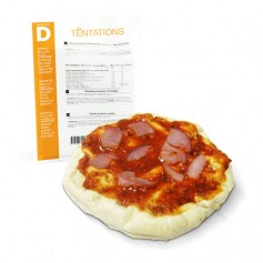 Kit pizza (sachets + sauces)