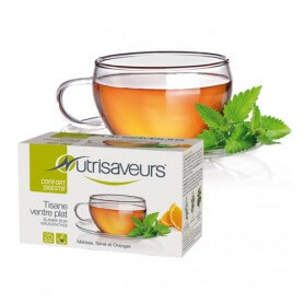 Tisane Ventre plat saveur Orange