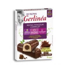 Barres Repas Amande Coeur chocolat - Gerlinéa