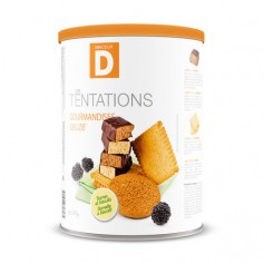 Pot Découverte barres et biscuits protéinés MinceurD