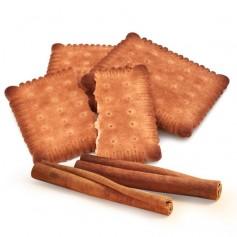 Biscuits façon petits beurre saveur spéculoos protéinés Liothyss
