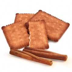 Biscuits saveur spéculoos