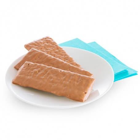 Croustillants enrobés de Chocolat au lait