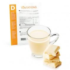 Boisson protéinée Chocolat Blanc MinceurD