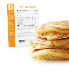 Pancake protéiné nature boîte de 7 MinceurD
