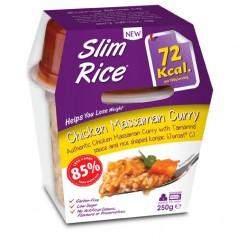 Riz Poulet Masaman Curry de Konjac