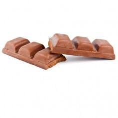 Tablette Chocolat Noir Praliné hyperprotéinée MinceurD
