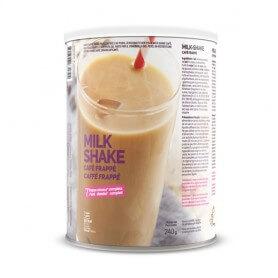 Milk-Shake Café frappé