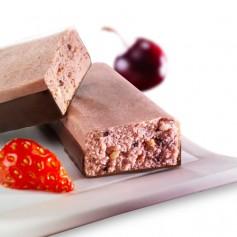 Barres protéinées Fruits Rouges - 7 barres Prolinéa