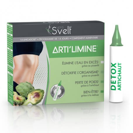 ARTI'LIMINE Artichaut detox en unicadoses - 14 unicadoses