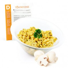 Risotto Fromage Champignons
