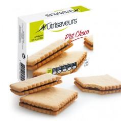 Biscuits régime P'tit Choco Nutrisaveurs