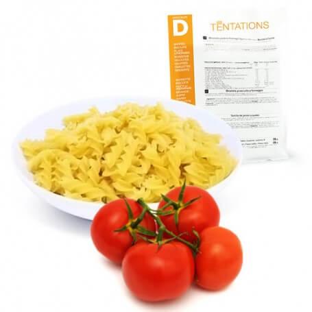 Fusilli avec sauce Tomate