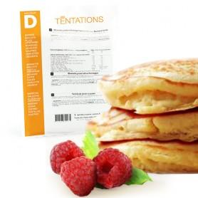 Pancake et Gelée de Framboise