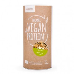 Purasana Protéines de Riz Bio et Vegan Nature pot 400g