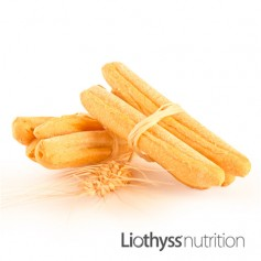 Mini baguettes vegan